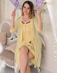 Комплект «Ночная рубашка и халат» ТМ «Omali» (оm002811)