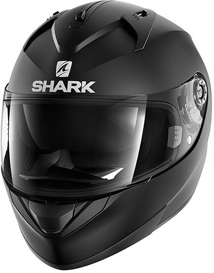 Шлем Shark Ridill Blank р.M, черный мат