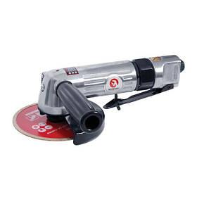 Угловая шлифмашинка пневматическая д.круг 115мм (PT-1201 Intertool)