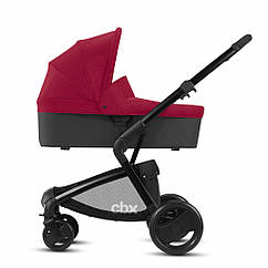 Коляска CBX by Cybex 2 в 1 Bimisi Pure Crunchy Red red