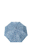 Зонт-полуавтомат Gianfranco Ferre голубой LA-367 женский