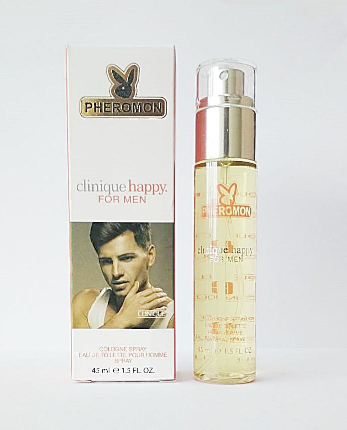 Clinique Happy for men edt - Pheromone Tube 45 ml