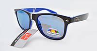 Солнцезащитные очки Ray Ban Wayfarer Polarized поляризованные RB9239 Blue
