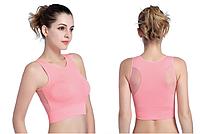 Топ KLARA&KARL XL Розовый (KNVA 103 XL pink)