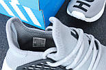 Кросівки Adidas NMD Pharrell Williams x 'Human Race' Grey. B Живе фото (Репліка ААА+), фото 2