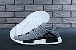 Кросівки Adidas NMD Pharrell Williams x 'Human Race' Grey. B Живе фото (Репліка ААА+), фото 9