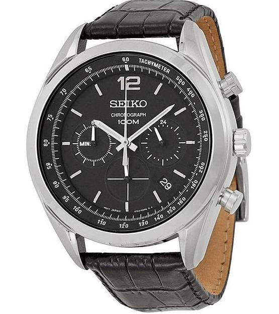 Годинник Seiko чоловічі Chronograph SE-SSB097