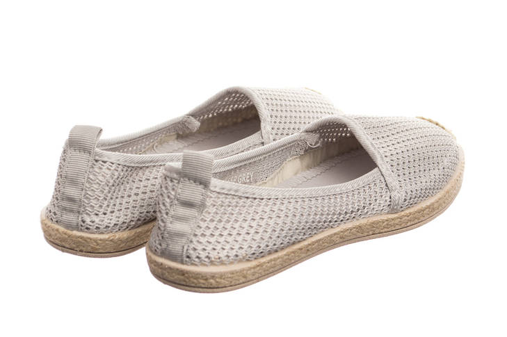 Слипоны женские Seastar with grey 40, фото 2