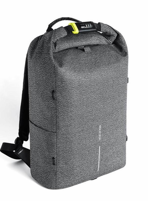 b6688237bbb2 Рюкзак Bobby Urban от XD Design. Увеличение объема roll top, система  анти-вор