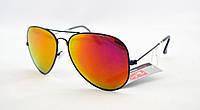 Cолнцезащитные очки Ray Ban Aviator капля RB 3027 4C  (реплика)