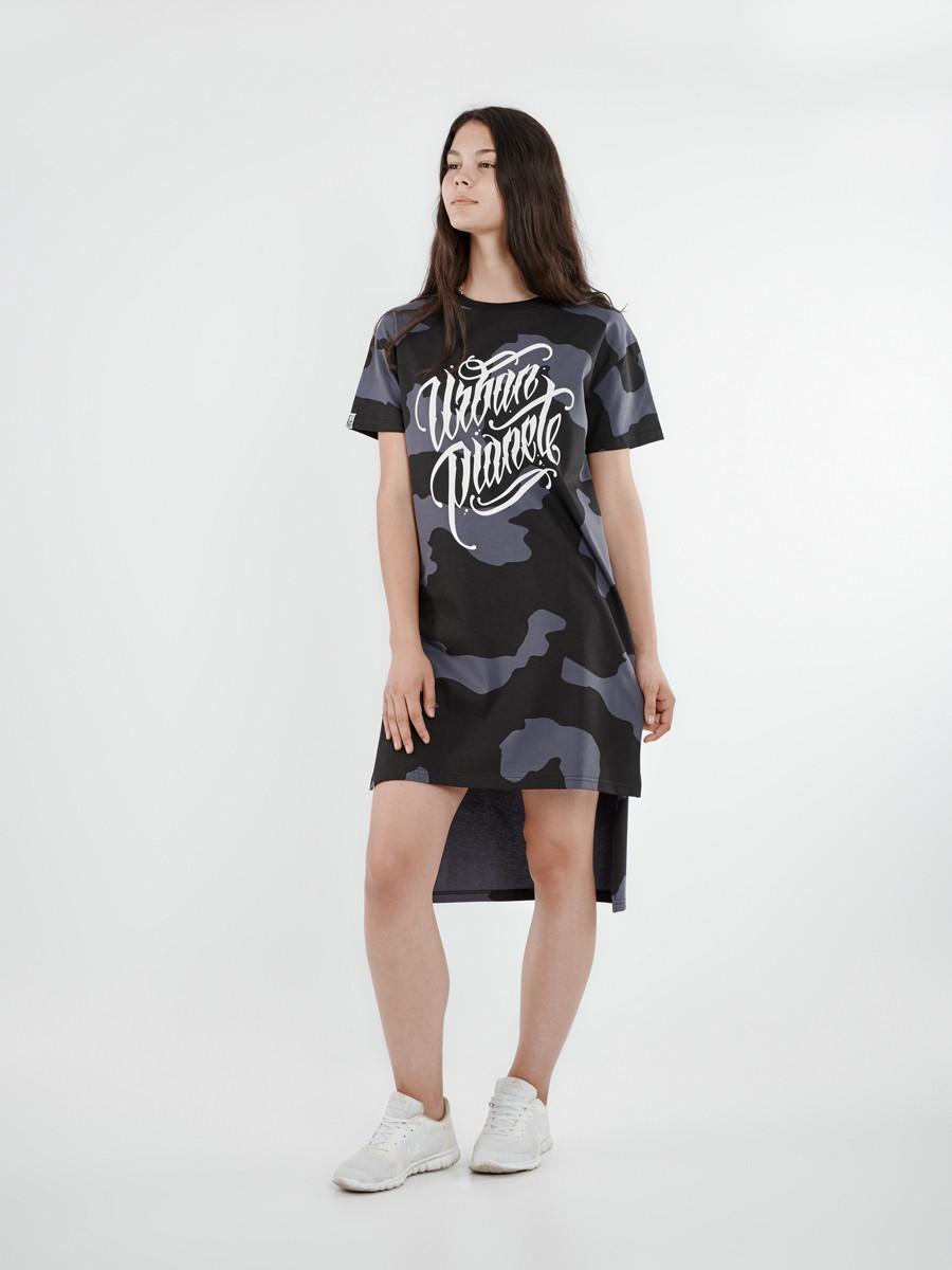 Платье туника женская CHICANO TUN CA Urban Planet (модное платье, плат