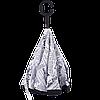 Зонт обратного сложения Up-Brella Journal White (20000), фото 2