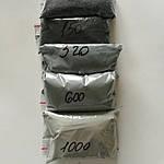 Набор 5*100г. порошок карбид кремния. Шлифовальный, хонинговальный.