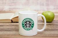 Чашка с логотипом компании.Подарок сотрудникам