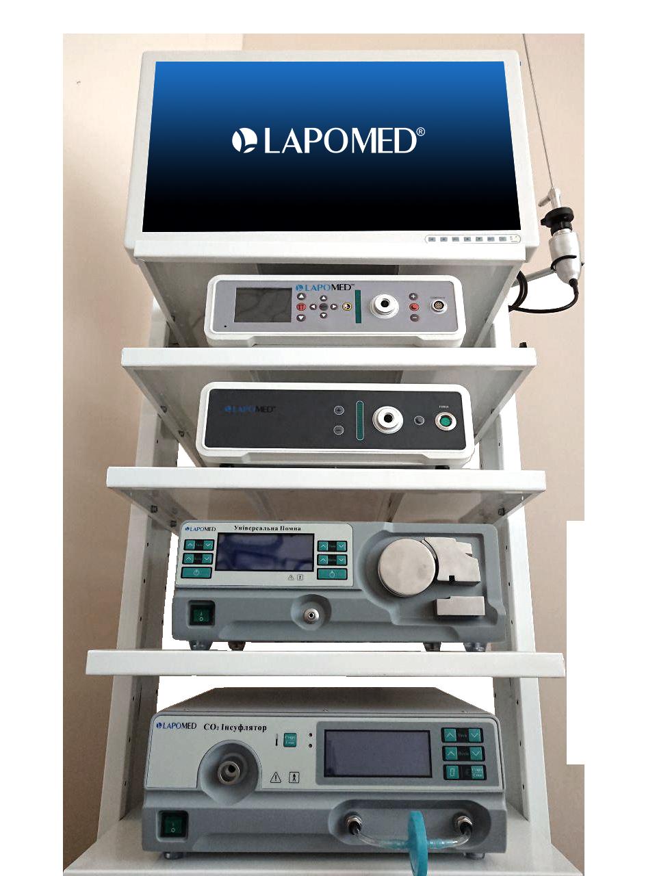 Комплект обладнання (лапароскопічна стійка) LAPOMED — «Економ»
