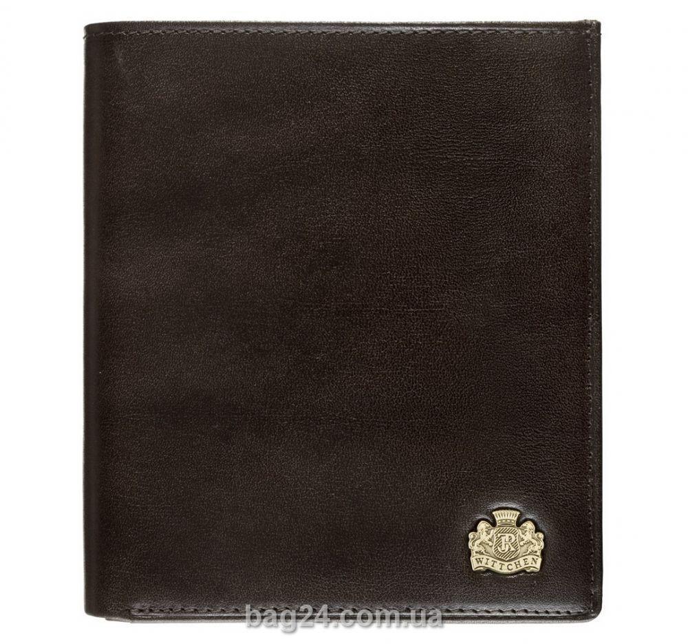 Модный кожаный кошелек Wittchen, Коричневый