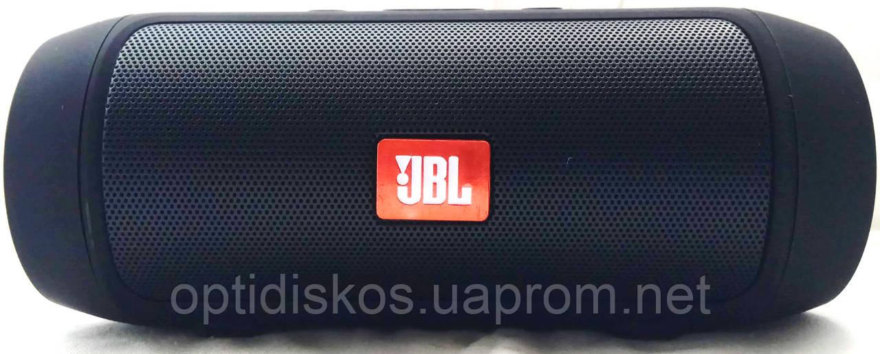 Bluetooth портативная колонка Charge mini 2, черная
