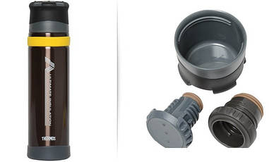 Термос фирмы Термос (Thermos) с чашкой 500 мл Mountain FFX (150070)