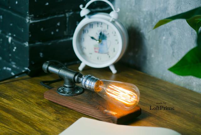 Настольная лампа  стиле лофт T_10.1
