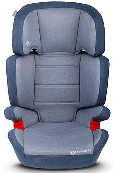 Автокресло KinderKraft Junior PLUS oxford 15-36 кг синее
