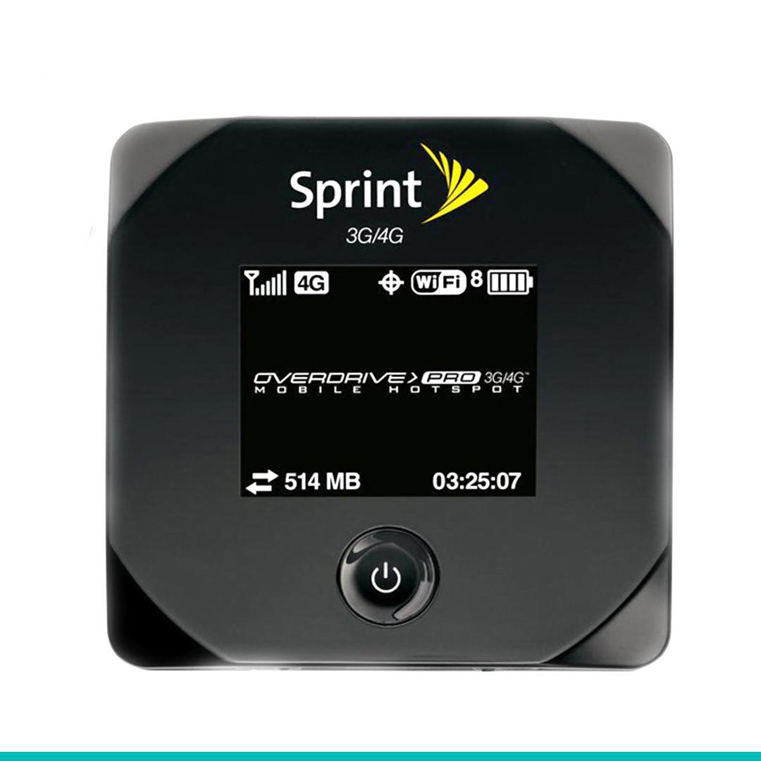 3G CDMA Wi-Fi роутер Sierra Aircard W802А с антенным выходом (Интертелеком)