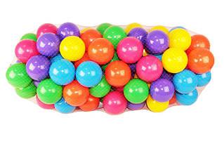 Кульки для сухого басейну MToys 100 шт