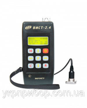 Віброметр низькочастотний ВІСТ-2.4