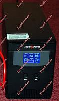 Источник бесперебойного питания с правильной синусоидой Logicpower LPM-PSW-1000VA (700 Вт)