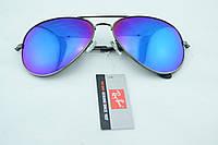 Cолнцезащитные очки Ray Ban Aviator капля RB 3027 2B
