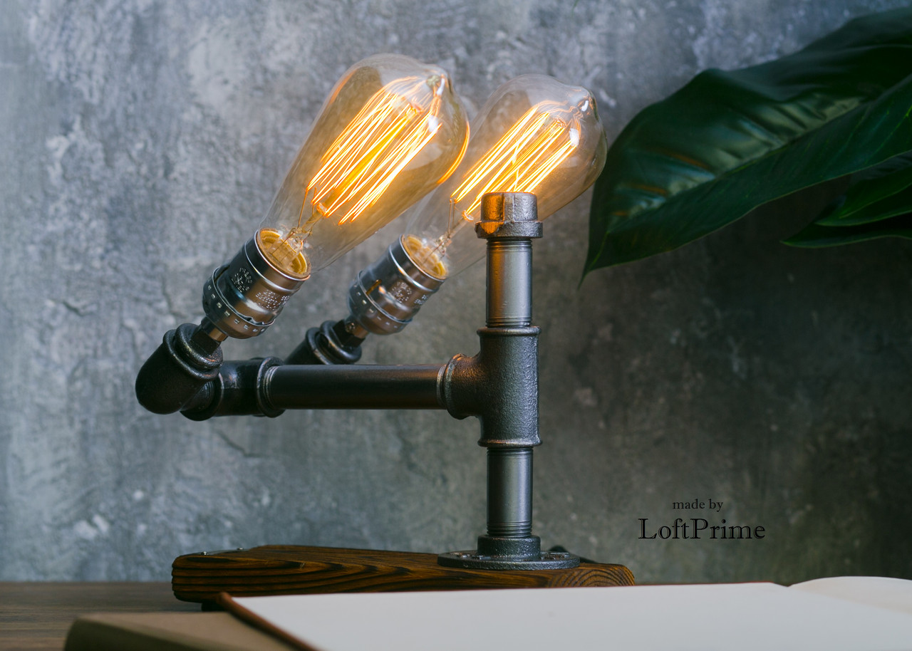 Светильник в стиле лофт T_12.1