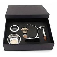 Бритвенный набор Le Bourgeois в подарочной коробке NR0014