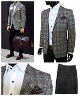 Воплощение классического мужского стиля