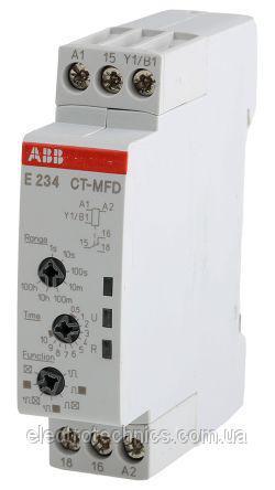 Реле времени ABB CT-MFD.21, 1SVR500020R1100