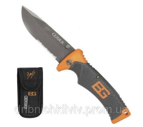 Нож GERBER Bear Grylls с чехлом