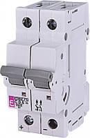 Автоматический выключатель ETIMAT P10-DC 10 кА 16A 2P кат.C