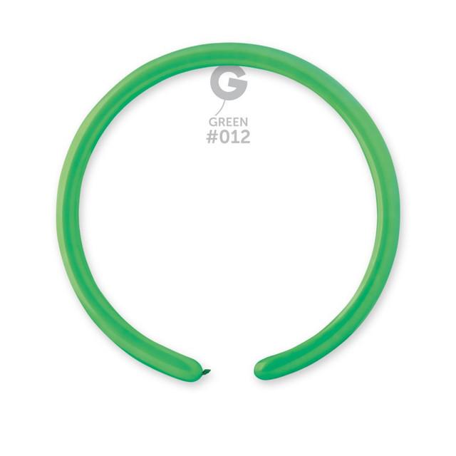 шарики для моделирования 260 зеленый 12