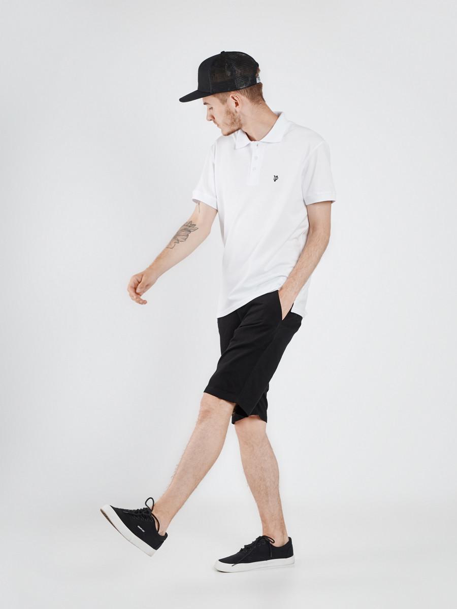 6b5401d2f8dc Футболка мужская поло белая WHITE Urban Planet (футболки, чоловіча фут 2 ...