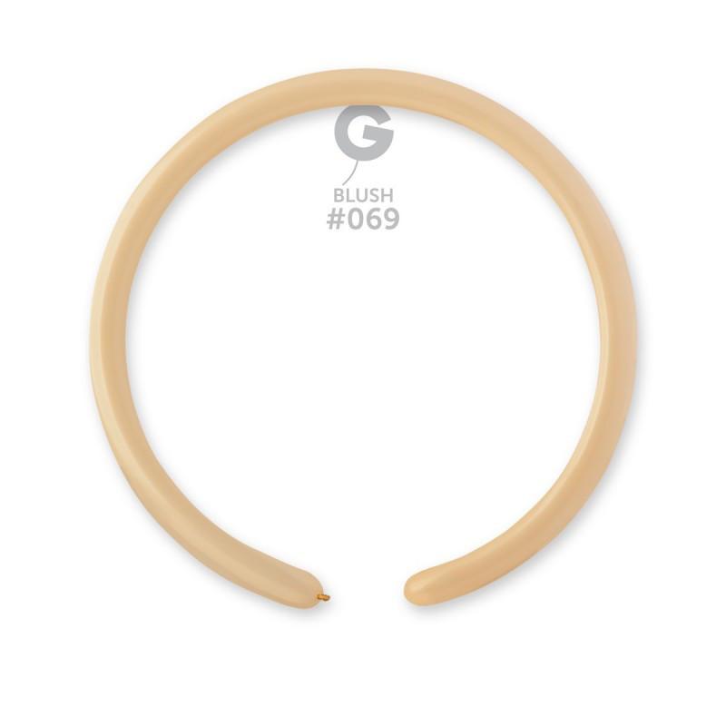 Шарики для моделирования 260 Gemar D4 Телесный, 100 шт