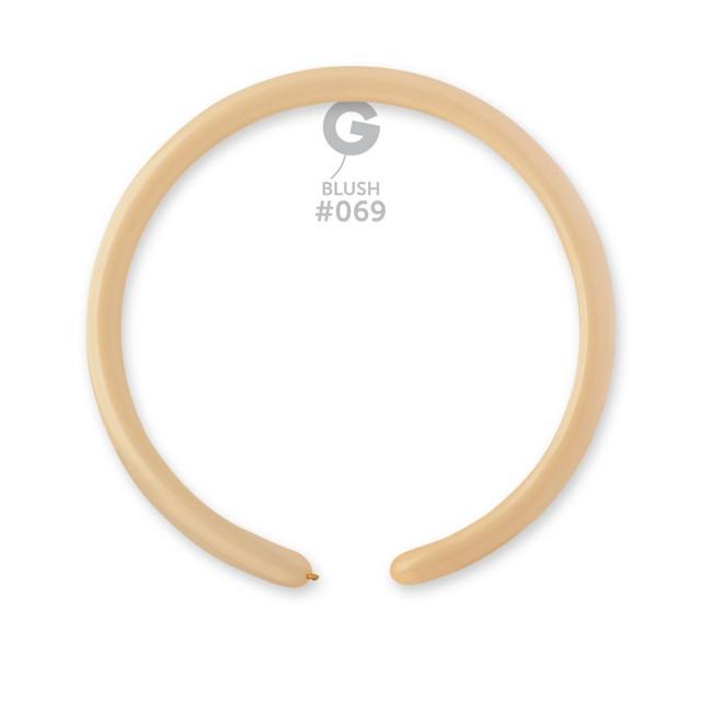 шарики для моделирования 260  gemar, телесный 69