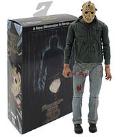 Фигурка Джейсон Вурхиз из к/ф Пятница 13-е, 3D - Jason Voorhees, Friday The 13th, Part 3, 3D, Neca