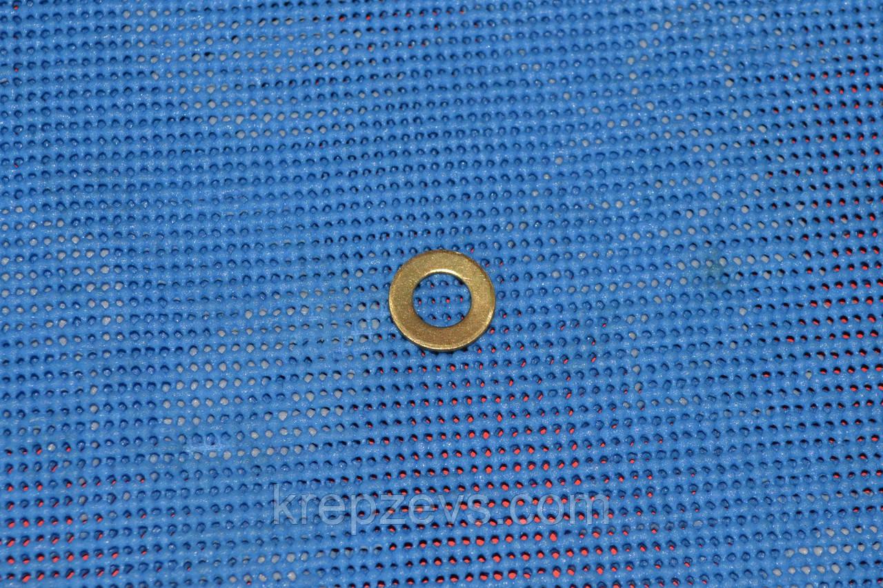 DIN 125 латунь диаметр Ф6