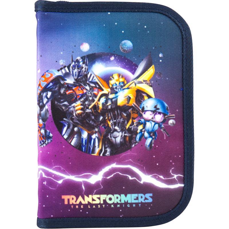 "Пенал Kite TF18-621-1 1 отделение 1 отворот без наполнения ""Transformers"""