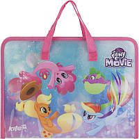 Портфель детский на молнии Kite А4 LP17-202-02 My little pony