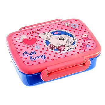 """Ланчбокс Kite K17-160-1 """"Cute Bunny"""""""