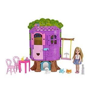 Набор Barbie Домик на дереве Челси Club Chelsea Treehouse, фото 2