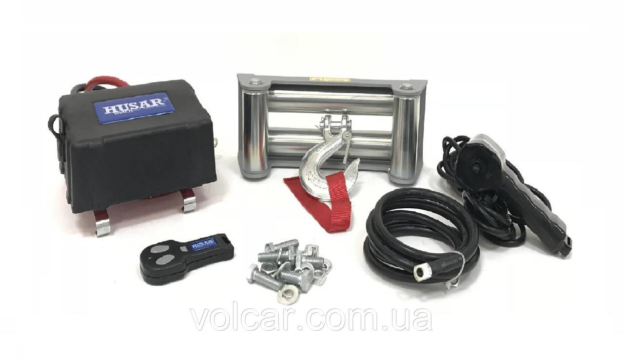 Лебедка электрическая Husar 12000 LBS 5443 кг 12 В