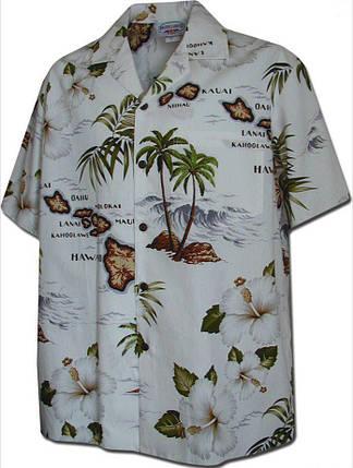 591d336a3 Гавайская рубашка 410-3614: продажа, цена в Киеве. рубашки мужские ...
