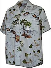 Гавайская рубашка 410-3614
