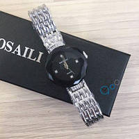 Женские часы Baosaili, Silver, фото 1