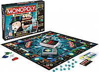 Игра Hasbro Монополия с банковскими картами на немецком языке